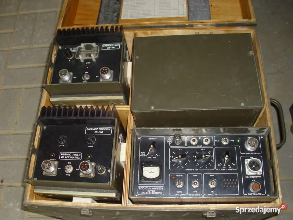 Radiotelefon przewoźny K-1m kanarek