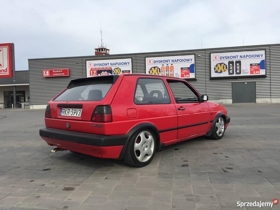 Volkswagen Golf Mk2 16 tdic 60KM Krościenko Wyżne sprzedam