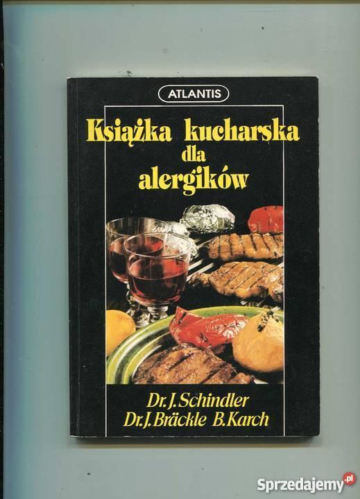Ksiazka Kucharska Dla Alergikow Szczecin Sprzedajemy Pl