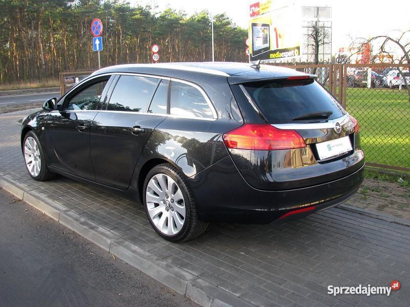 Opel Insignia manualna skrzynia biegów klimatyzacja Insignia Włocławek