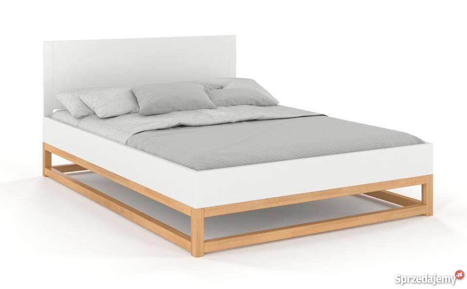 łóżko Drewniane 180x200 Can Sypialnia Kari