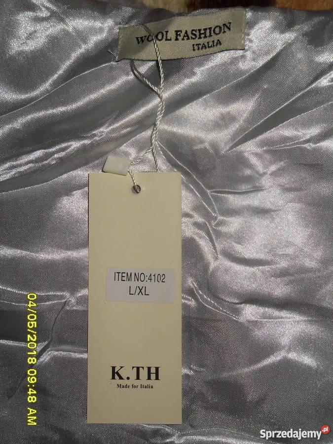 9545beaf3078b Kamizelka damska jasno- szare futerko L Xl Świebodzin - Sprzedajemy.pl