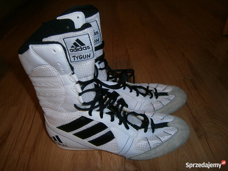 Nowe Buty Adidas do kickboxingu 40