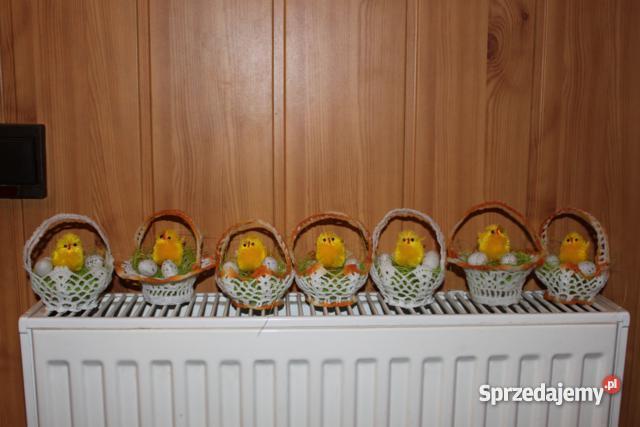 koszyczki wielkanocne Dąbrowa Tarnowska