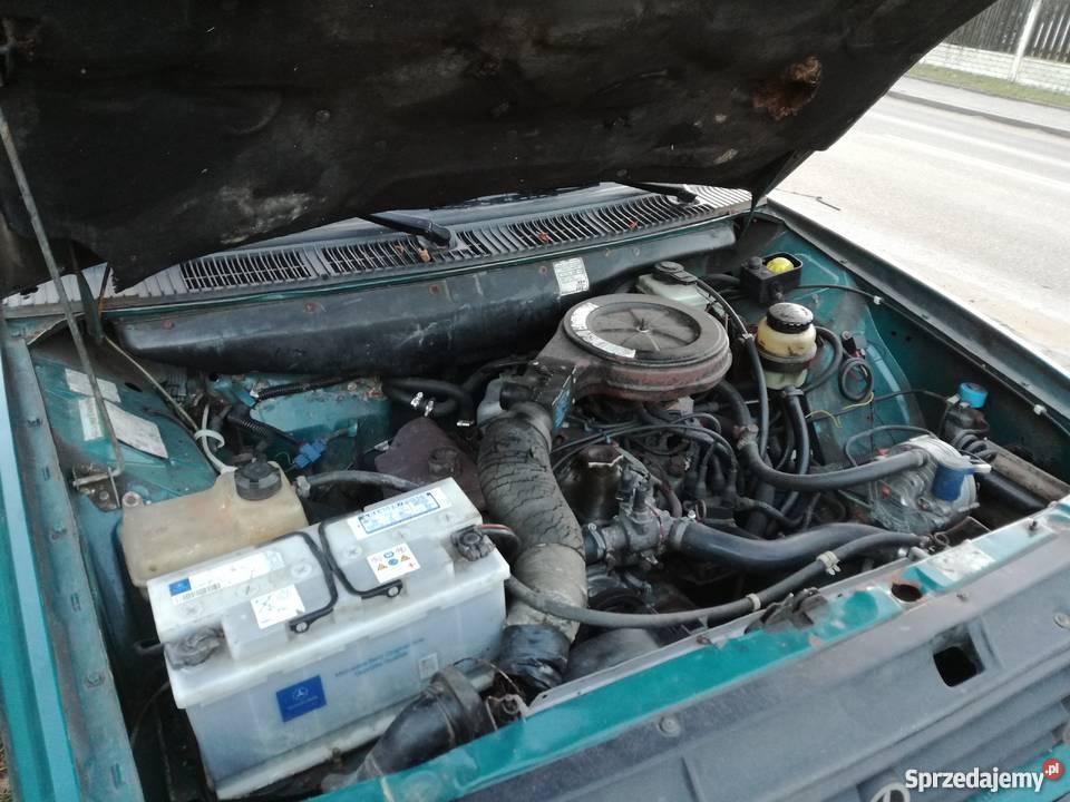 Polonez Truck alu paka manualna
