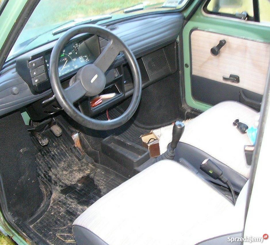 Fiat 126P 650 FL 2/3 Fiat