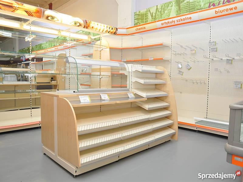 e9f558d0a3e9e wyposażenie sklepu spozywczego - wyprzedaż ekspozycji Kraków ...