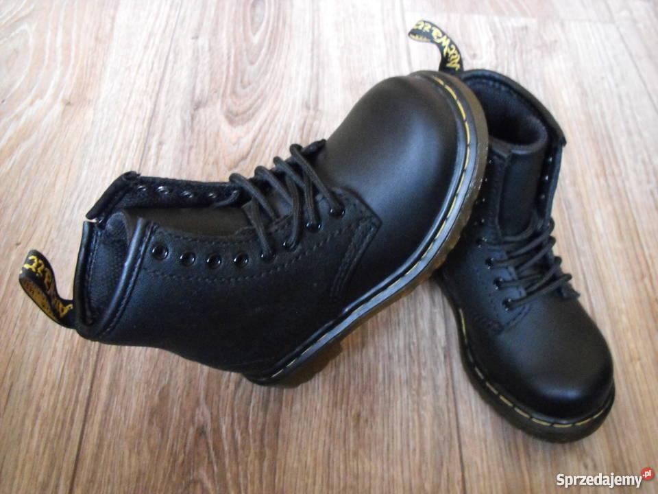 ae65f6c111626 buty jak martensy - Sprzedajemy.pl
