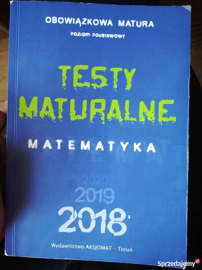 testy maturalne matematyka 2010 aksjomat pdf