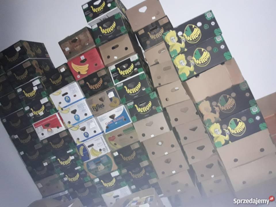 Topnotch kartony po bananach - Sprzedajemy.pl BU22