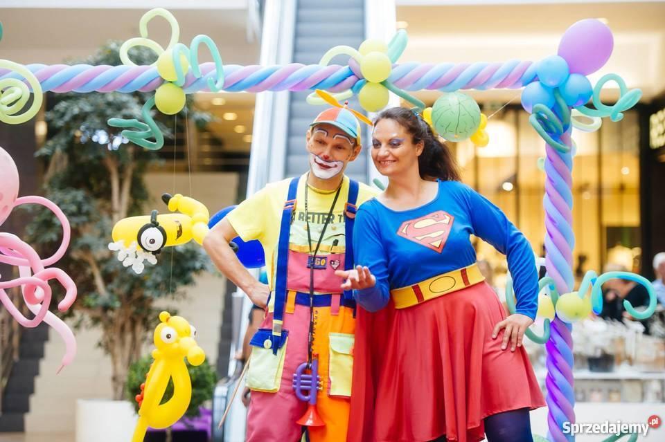 Balloon Duo Ekologiczno Przyrodniczy Teatrzyk Warszawa