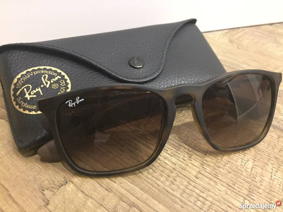 okulary ray ban damskie