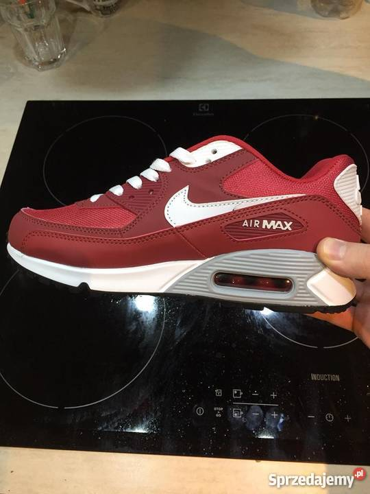 air maxy bordowe damskie