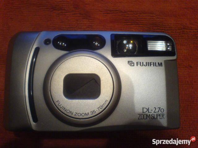 Sprzedam aparat fotograficzny firmy FUJIFILM Wodzisław Śląski sprzedam