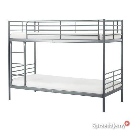 Stelaż łóżka Piętrowego Svärta