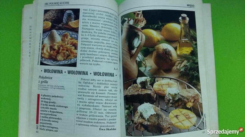ABC Polskiej kuchniPrzepisy czytelników łódzkie