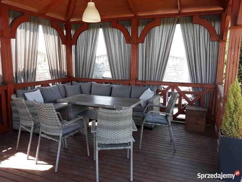 Oryginał Zasłona Kotara do altany, na taras, na balkon Pecna - Sprzedajemy.pl OA63