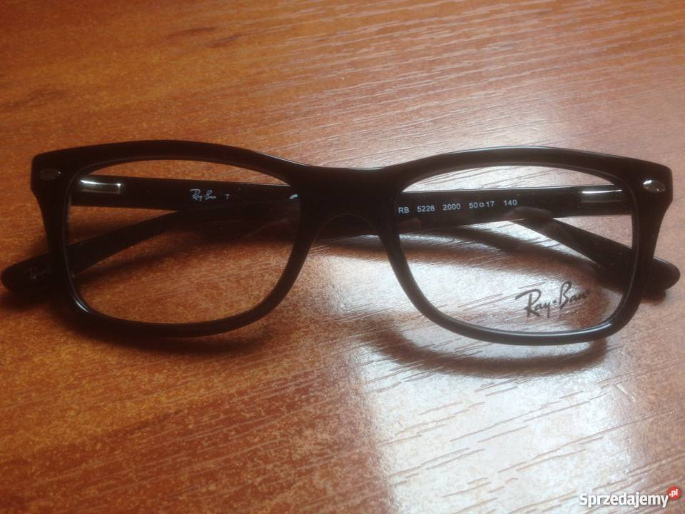 oprawki okularowe ray ban 5228