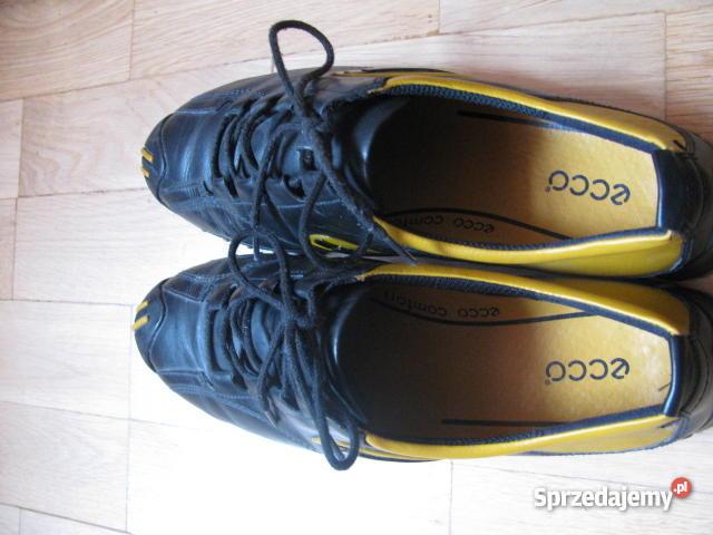 a8cdb94294304 Męskie sportowe skórzane buty ECCO, r.41, stan bdb, okazja ...