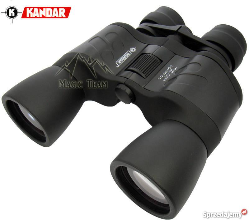 b975f4b5018b Lornetka KANDAR zoom 1060x50 HD myśliwska Fotografia i Optyka sprzedam