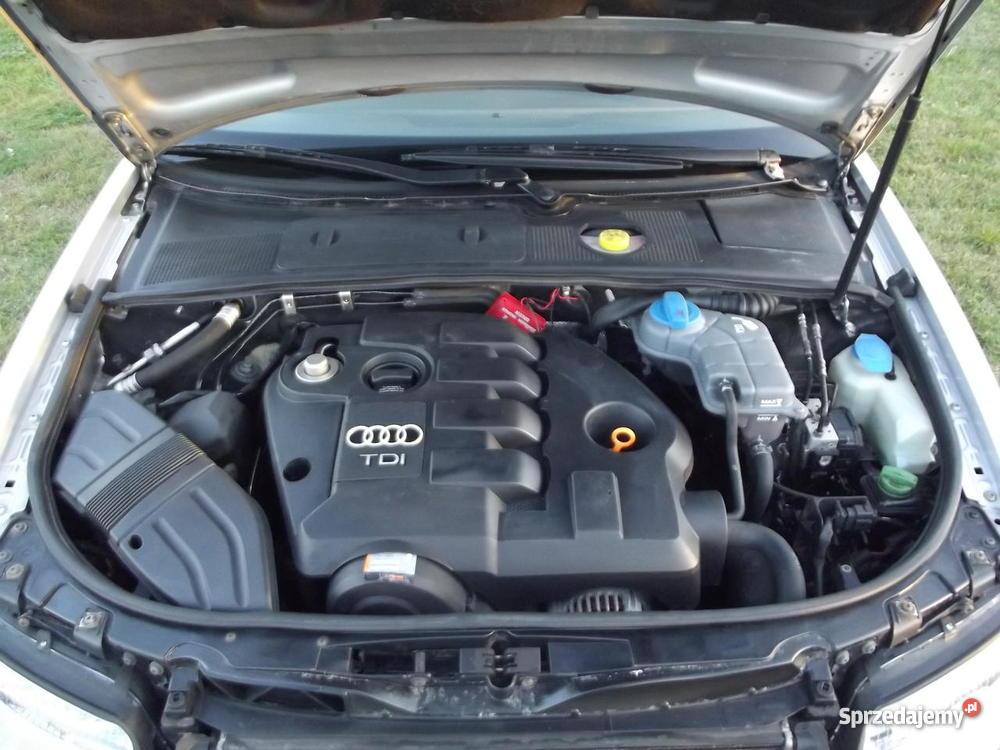Audi A4 Sprowadzone z NIEMIEC OSOBA PRYWATNA elektryczne lusterka świętokrzyskie Kielce