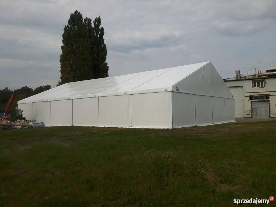 Producent hal magazynowych namiotowych Hale Warszawa sprzedam