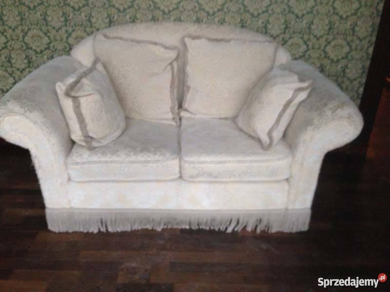 sofa 2 osobowa, nie rozkładana