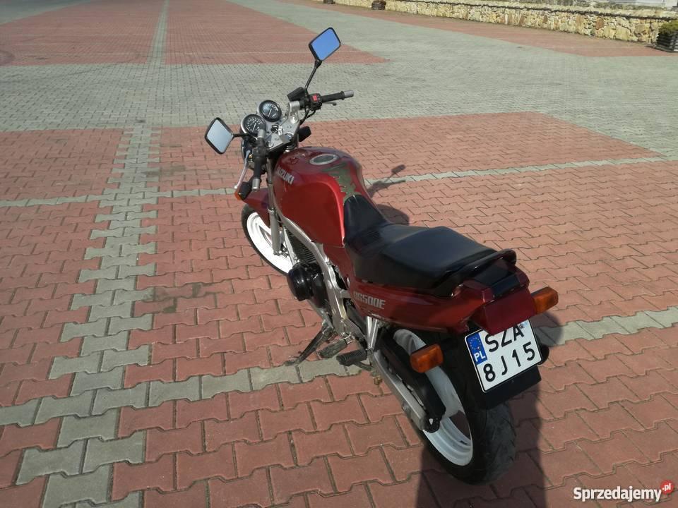 Suzuki gs 500 kat. A2 polecam ! Skwierzyna - Sprzedajemy.pl