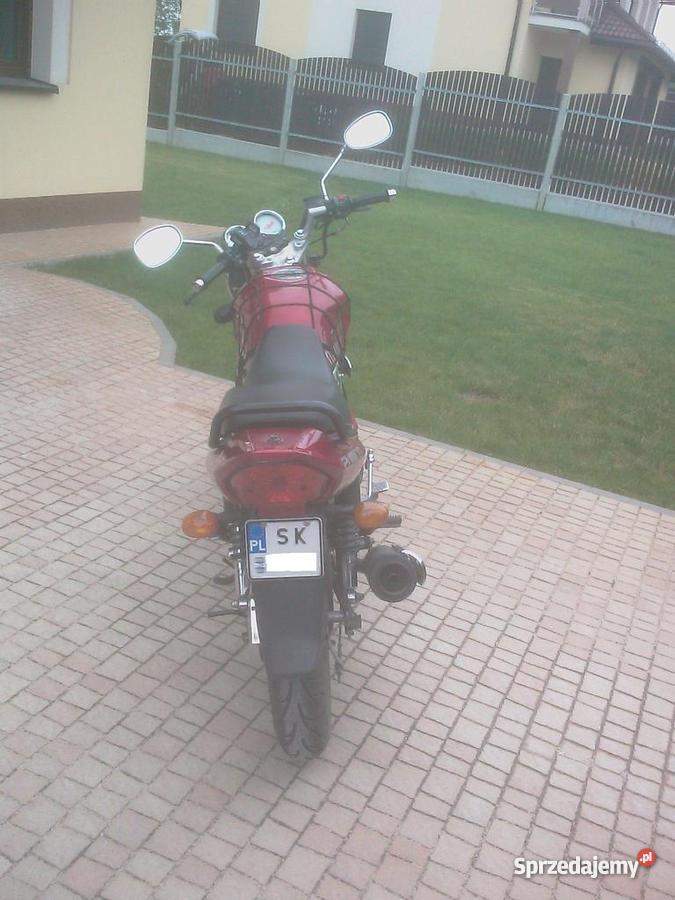 Zumico GR 500 Motorower 8700km Motoryzacja Katowice