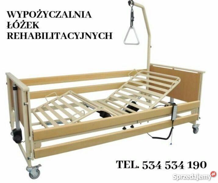 Wypożyczalnia łóżek Pielęgnacyjnych I Rehabilitacyjnych Wars