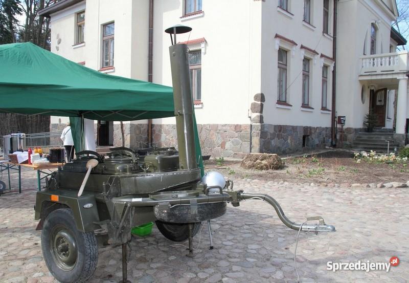 Kuchnia Polowa Grochowkaorganizacja Imprezy Grill Warszawa