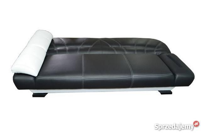 Kanapa sofa wersalka PORTO rozkładana naturalna