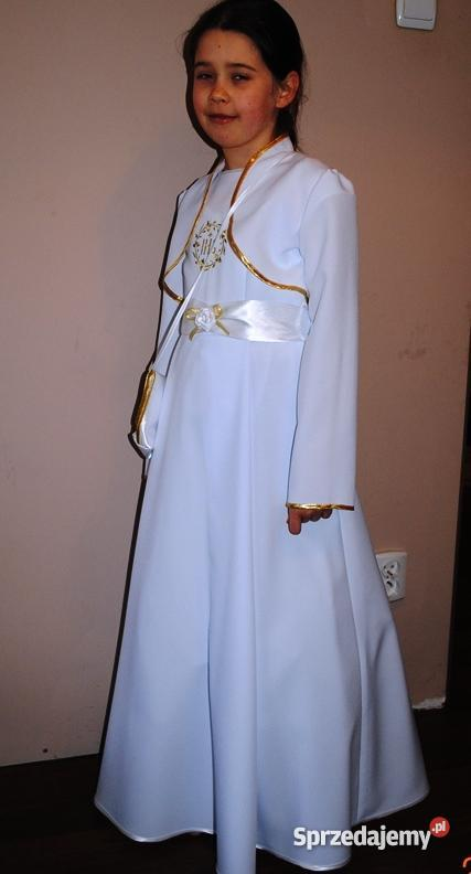 a961848fa7 sukienka alba komunijna Gorzów Wielkopolski