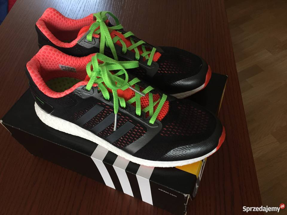 Okazja buty do biegania Adidas rocket boost nowe
