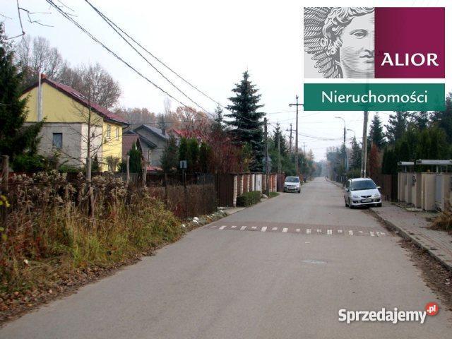 działka budowlana 111700m2 Piaseczno Zalesie Dol Piaseczno
