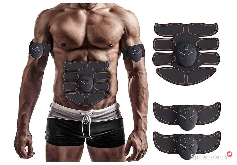 Nowość !!! Stymulator Mięśni EMS Smart Fitness 3w1