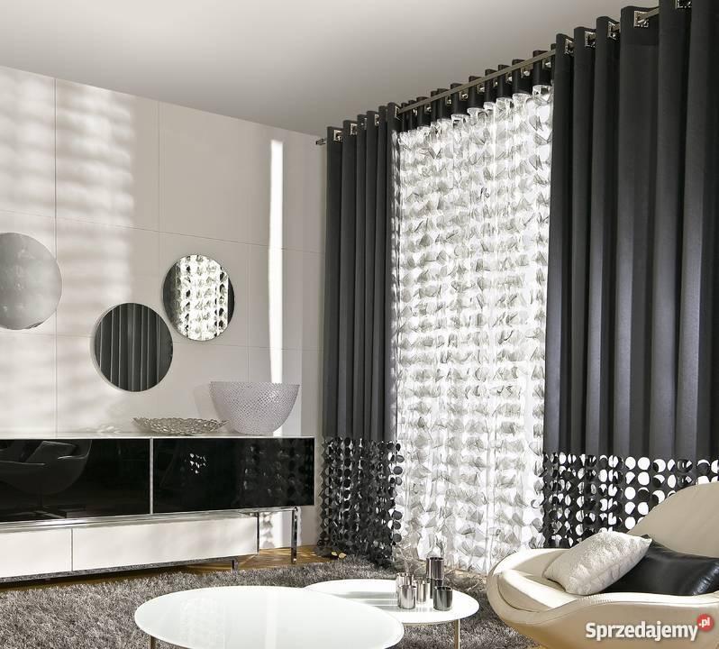 Firany Zasłony Dywany Tapety Rolety Virtuossi Design