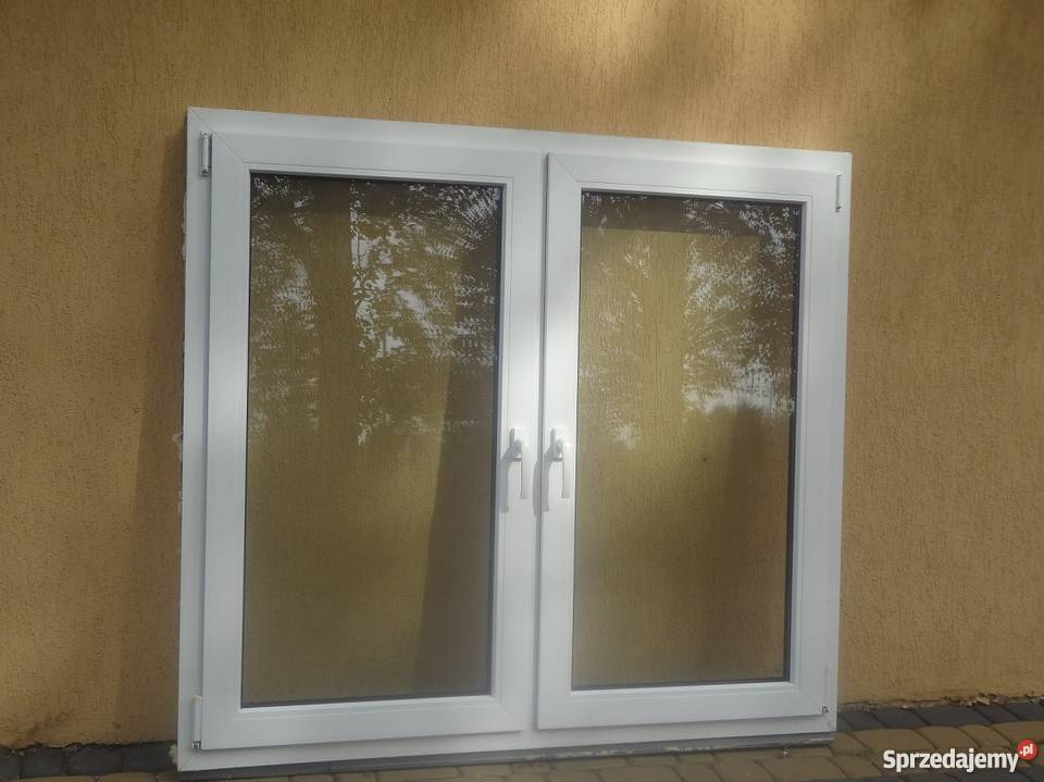 Okna plastikowe PCV używane różne wymiary Inowrocław