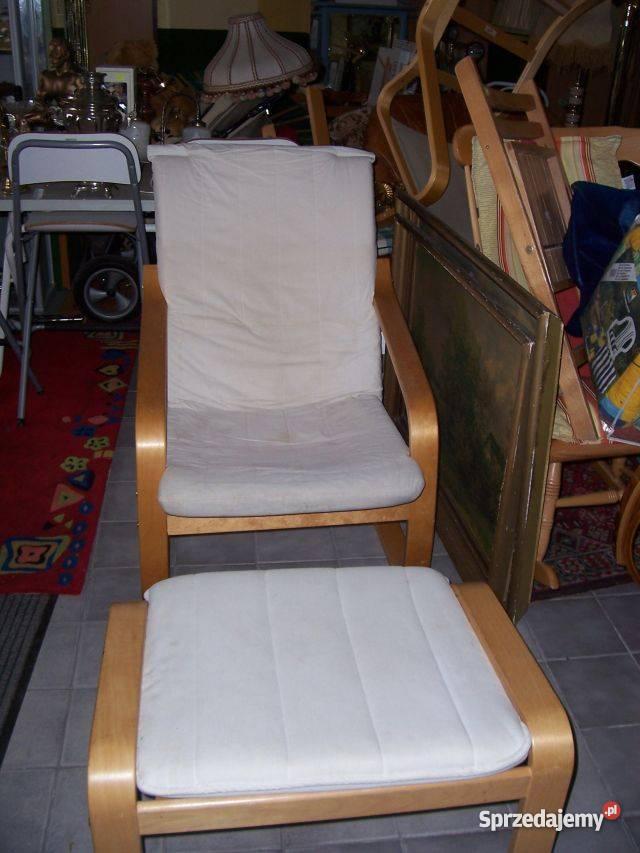 fotel bujany uzywany gorzow