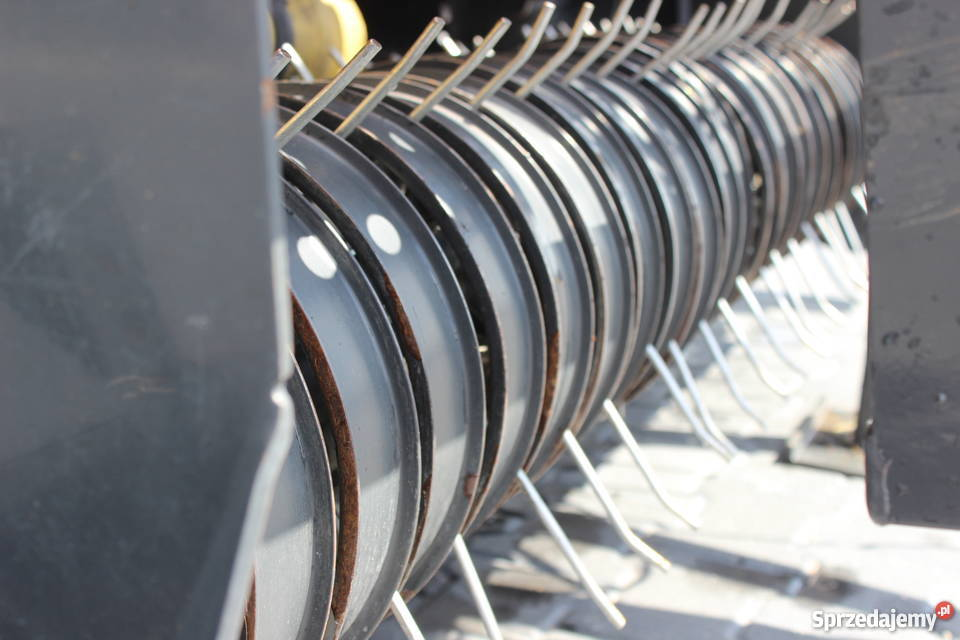 Prasa MetalFach Z 562 RN Nowa Rotor Sokoły