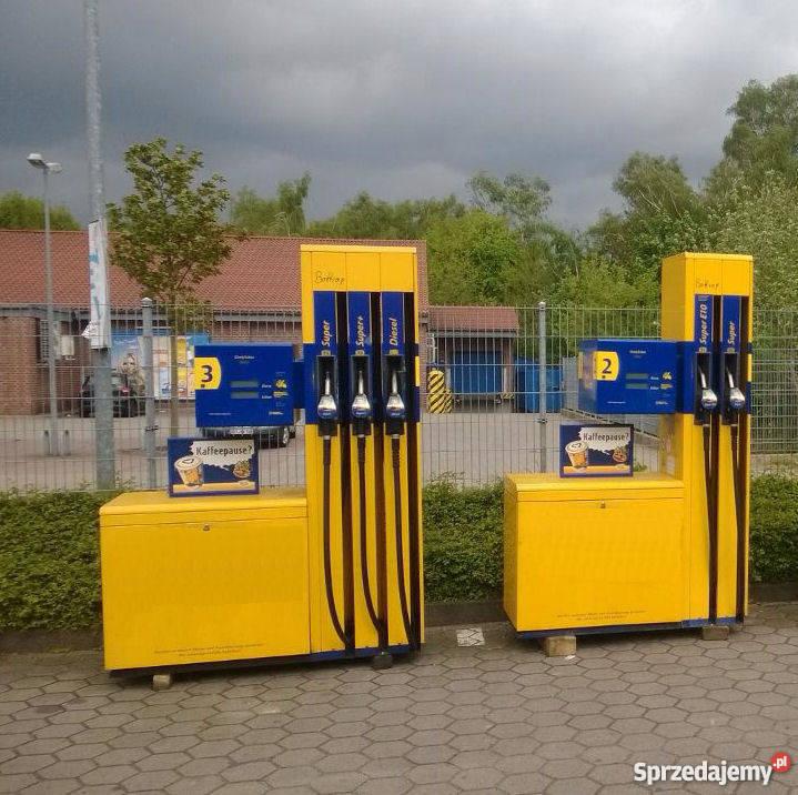 Wspaniały dystrybutory do paliwa - Sprzedajemy.pl AQ48
