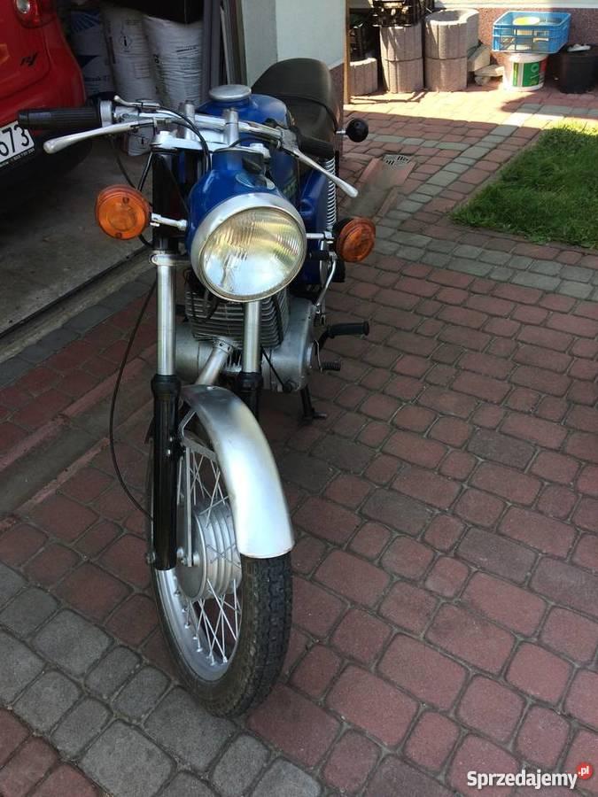 MZ TS 250/1 oryginał Żywiec - Sprzedajemy.pl