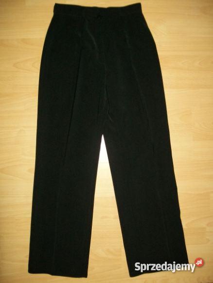 Damskie spodnie na kant Sztum