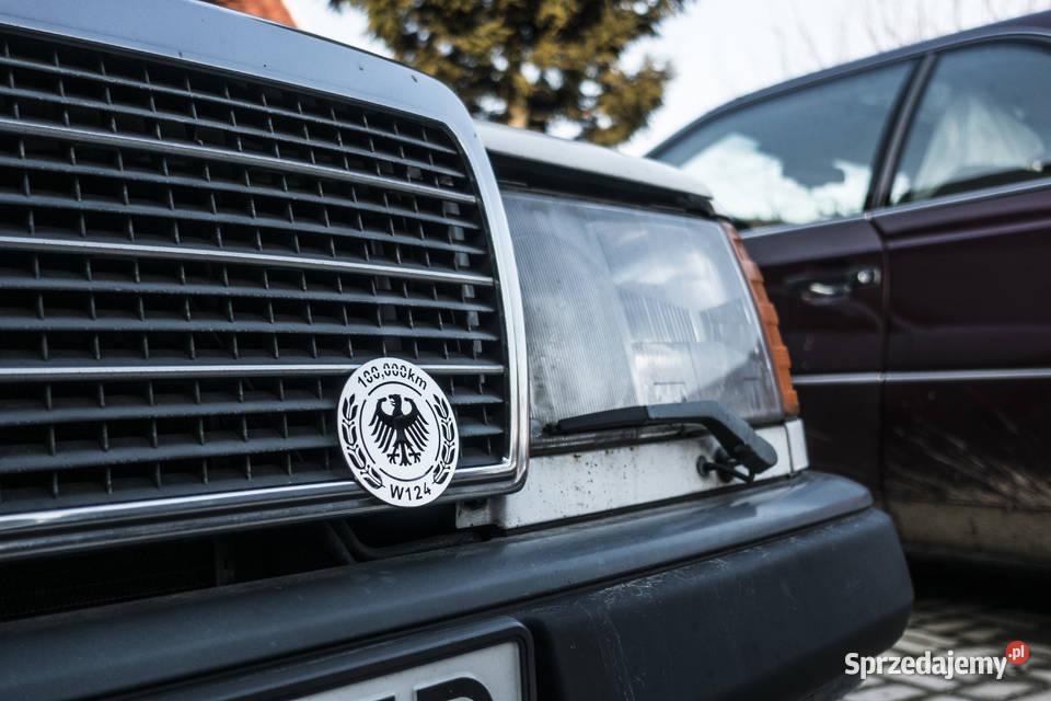 W123 Mercedes Benz emblemat na grill atrapa 100.000 tyś NOWY Warszawa - Sprzedajemy.pl