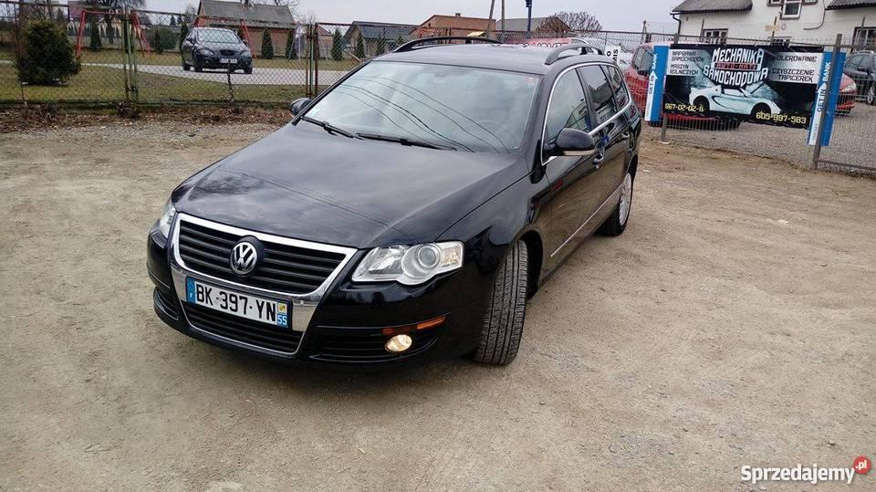 Volkswagen Passat 20 TDI AUTOMAT Poleca bluetooth Kowalin