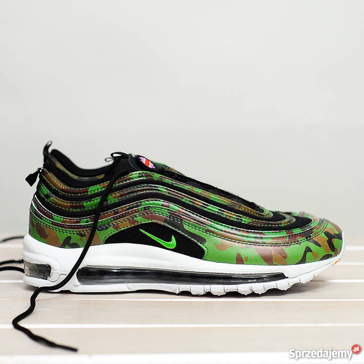 "Nike Air Max 97 ""UK Country Camo"" r41 45"