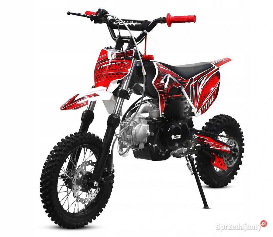 CROSS kross motocykl 110 LIZZARD 12/10 półautomat DPD 24H