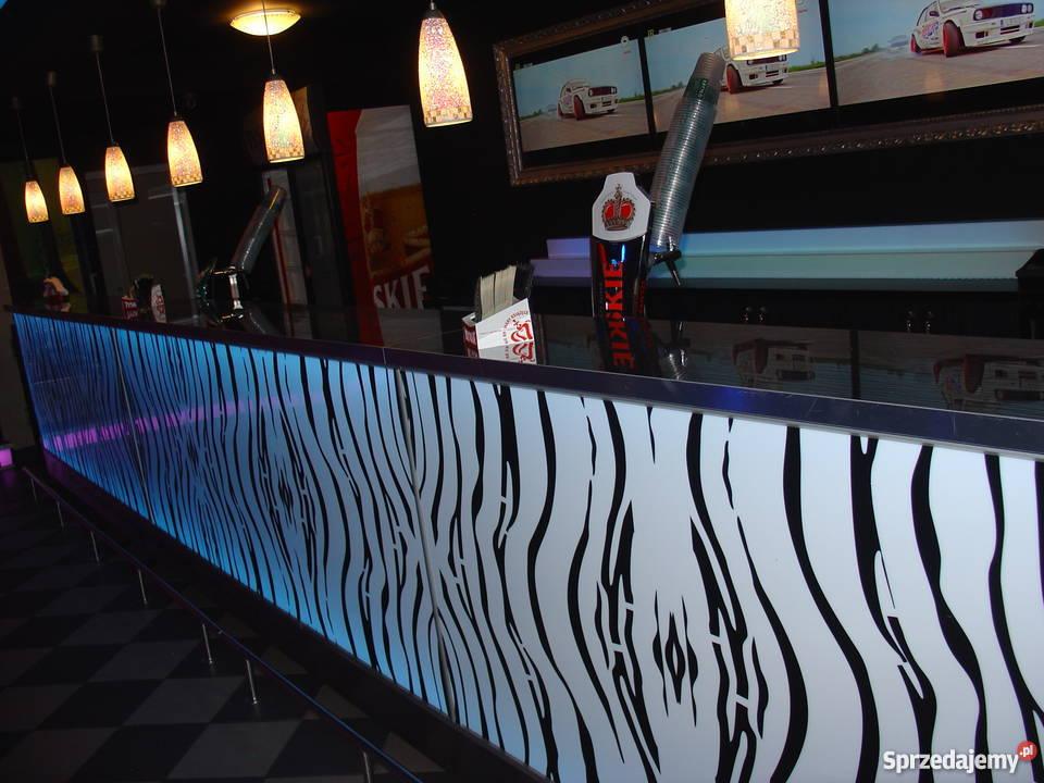 Bary matryce LED Sofy Kartuzy