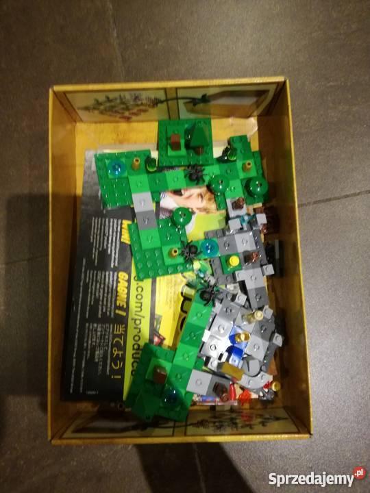 OKAZJA LEGO HEROICA LAS WALDURK 3858 Psary