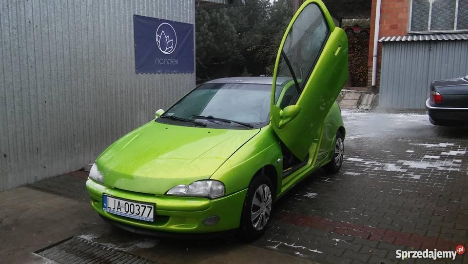 Opel tigra jedyny taki kolor aluminiowe felgi Błażek